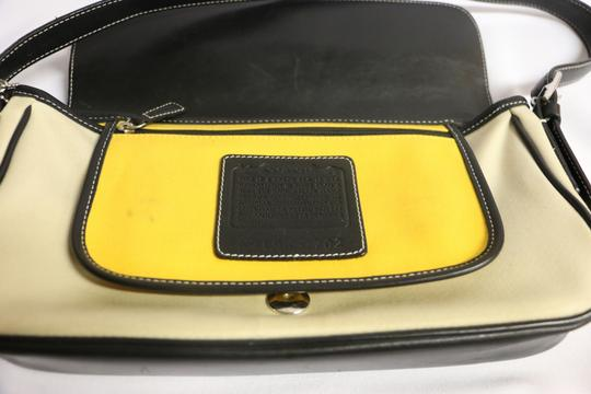 Coach Leather Casual Classic Traditional Vintage Shoulder Bag Image 10