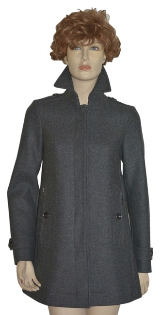 Preload https://img-static.tradesy.com/item/10825945/burberry-grey-womens-wool-cashmere-jacket-us-eu-40-trench-coat-size-6-s-0-1-650-650.jpg