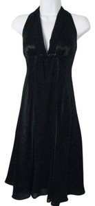 White House | Black Market Halter Beading Dress