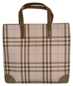 Burberry Handbag Tote in Nova check