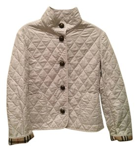 Burberry Jacket Quilted Pea Coat
