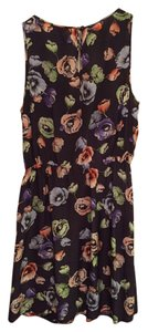 Rebecca Taylor short dress Multi Color Print on Tradesy