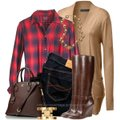 Ann Taylor Brown Boots Image 1