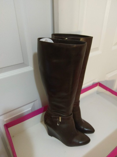 Ann Taylor Brown Boots Image 4