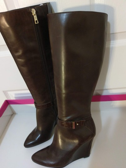Ann Taylor Brown Boots Image 6