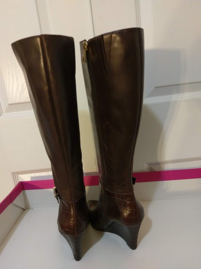 Ann Taylor Brown Boots Image 7