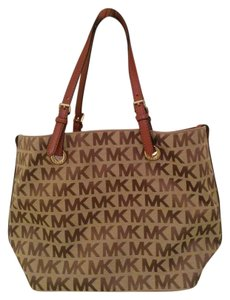Michael Kors Mk Tote Shoulder Bag