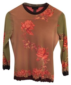 ANAC By Kimi Top Multi Colored
