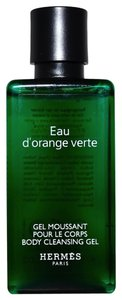 Hermès HERMES Paris Eau D'Orange Verte Body Cleansing Gel for Shower and Bath 40ml 1.35 oz Brand New