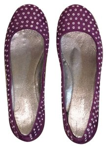 Style & Co Purple Flats