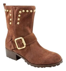 INC International Concepts Nutmeg Boots