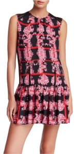 L.A.M.B. short dress Hot Pink on Tradesy