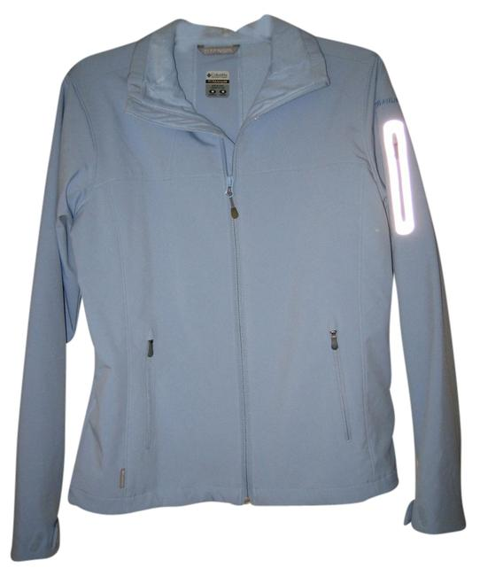 Columbia Soft Shell Lightweight Water-resistant Coat