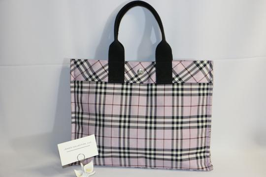 Burberry Tote in Pink Image 1