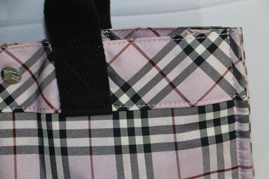 Burberry Tote in Pink Image 11