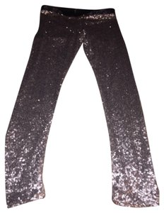 River Island Silver Leggings