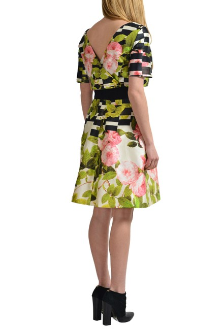 Oscar de la Renta short dress Multi-Color on Tradesy Image 2