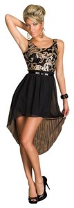 Hot Miami Styles Chiffon Dress
