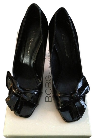 BCBGeneration Black Pumps Image 0