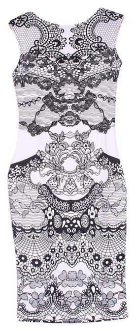 Preload https://img-static.tradesy.com/item/10831978/forever-21-black-and-white-tribal-print-knee-length-workoffice-dress-size-4-s-0-1-650-650.jpg