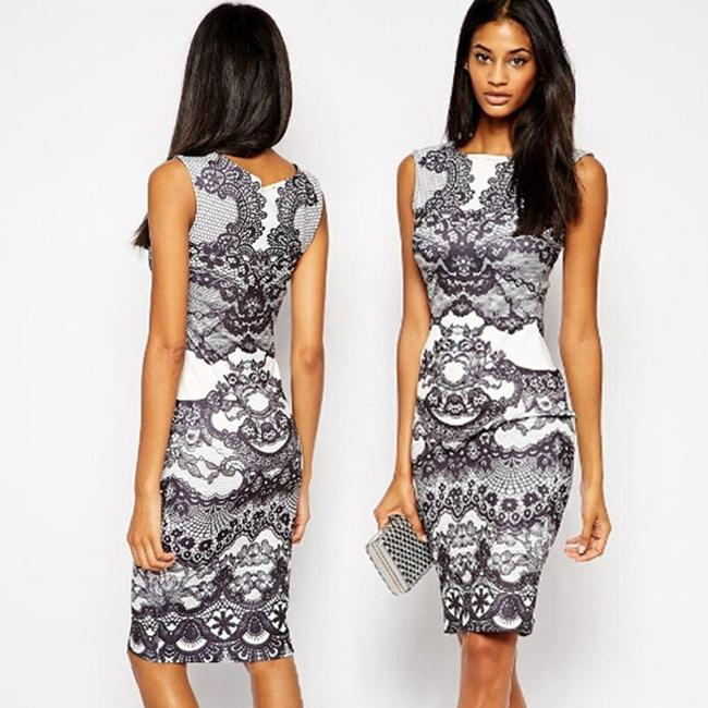 Forever 21 Tribal Print Dress Image 1