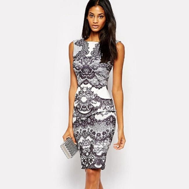 Forever 21 Tribal Print Dress Image 4