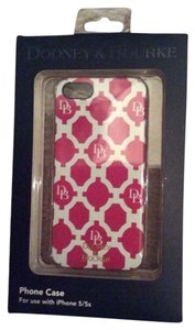 Dooney & Bourke iPhone 5/5s Phone Case