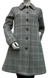 Aventura Clothing Jacket Plaid Coat