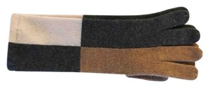 Minnie Rose Minnie Rose Cashmere Gloves Color Block ~ NWT