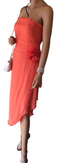 Preload https://item2.tradesy.com/images/kay-unger-coral-cocktail-dress-size-8-m-1083466-0-0.jpg?width=400&height=650
