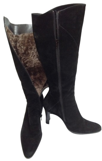 Preload https://img-static.tradesy.com/item/10835701/pierre-cardin-black-genuine-rabbit-fur-warm-bootsbooties-size-us-75-regular-m-b-0-1-540-540.jpg