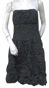 Robin Jordan Taffeta Dress