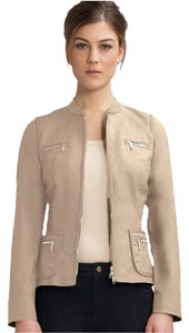 Lafayette 148 New York Light Tan Jacket