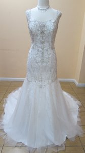 Alfred Angelo 253 Wedding Dress