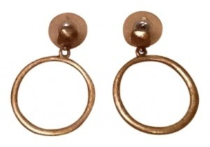 Premier Designs Premier Gold Hoops
