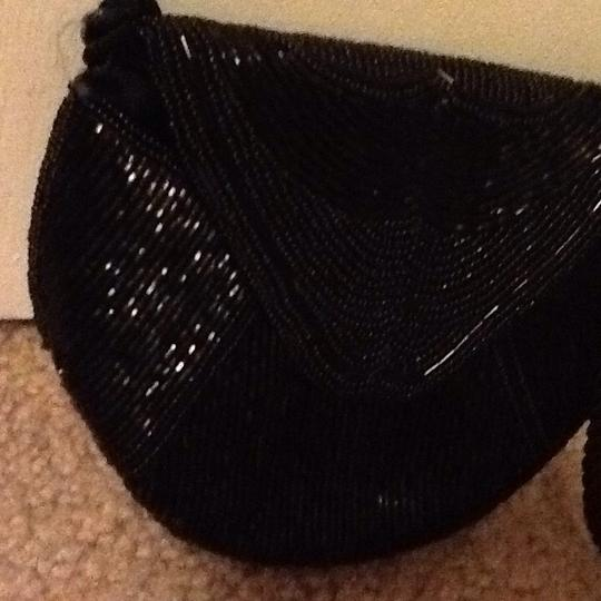 Other Party Crossbody Black Clutch Image 3
