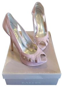 Bakers Light Purple Pumps