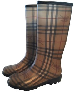 Burberry Tall Rainboot Boots