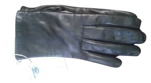 Portolano Portolano large leather gloves made in Italy