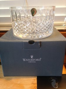 Waterford Clear Crystal Ballybay Bowl Serverware