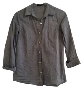 The Limited Button Down Shirt Chambray