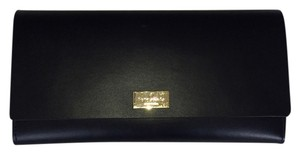Kate Spade Navy Blue Clutch