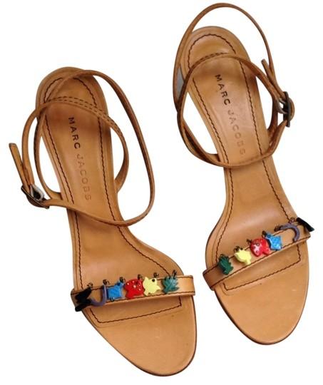 Marc Jacobs Light Brown Sandals