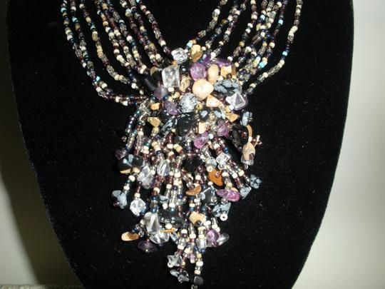 Other Costume beaded necklace Image 1
