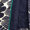 J.Crew Navy and Ecru Fanfare Print Jacket Image 8