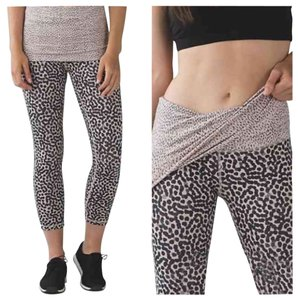 Lululemon New With Tags Lululemon Wunder Under Pants Special Edition Dance Size 6