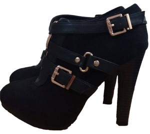 Guess High Heels Anklee Boot Boot black Boots