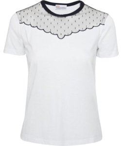 RED Valentino T Shirt White