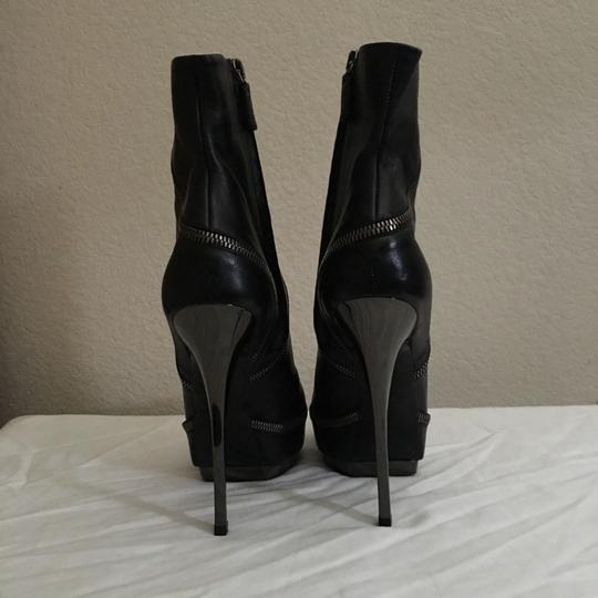 Gucci Blac Boots Image 3