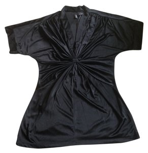 Mixit Silky Top Black